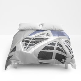 Chromosome Forest Comforters