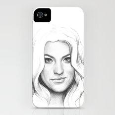 Debra Morgan (Jennifer Carpenter) Slim Case iPhone (4, 4s)