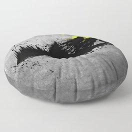 Dark Rider Floor Pillow