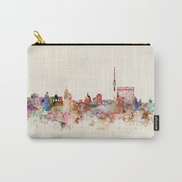 berlin germany city skyline Carry-All Pouch