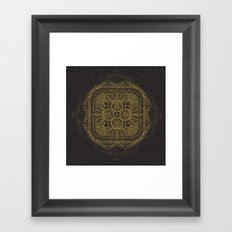 Truth Love Grace Faith 1 Framed Art Print