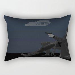 Justified - Gunslinger Rectangular Pillow