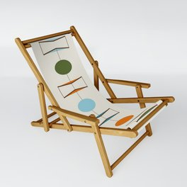 Mid-Century Modern Art 1.2 Sling Chair