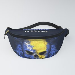 To The Core Collection: Bosnia & Herzegovina Fanny Pack