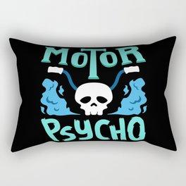 Funny Biker design | Funny Motorcycle T Shirt & Gifts Rectangular Pillow