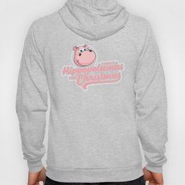 I want a hippopotamus for Christmas Hoody