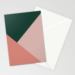 Geometric Summer Delight #1 #minimal #decor #art #society6 Stationery Cards