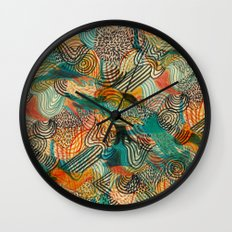 I'm crazy about Estelle Wall Clock