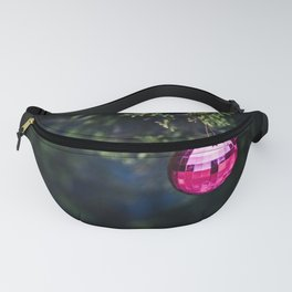 Decorating Christmas Tree Fanny Pack