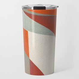 Waved Travel Mug