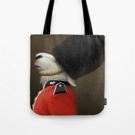 The Sheep Guard Tote Bag