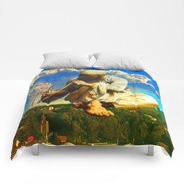 THE VOLCANO LIGHTER II Comforters