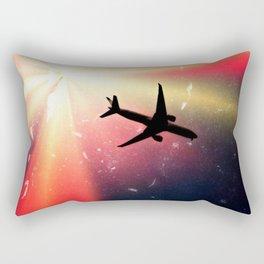 Vintage Aircraft Rectangular Pillow
