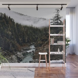 Into the Wild VIII Wall Mural