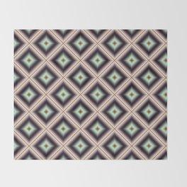 Starry Tiles in BMAP 00 Throw Blanket