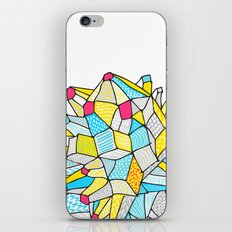Gem and Mineral Dream iPhone & iPod Skin