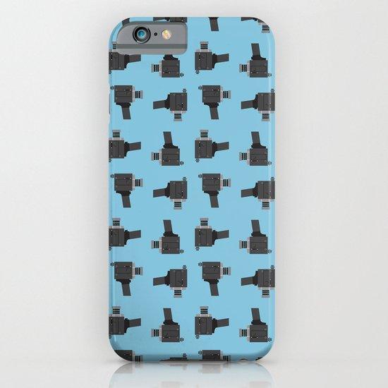 camera 03 pattern iPhone & iPod Case