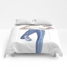 Posing Comforters