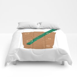 Frappuccino Comforters