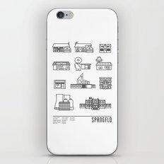 SPRNGFLD iPhone & iPod Skin