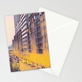 NyCArt highline2 Stationery Cards