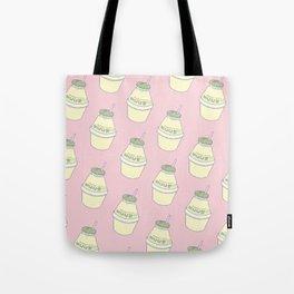 Banana Milk Tote Bag