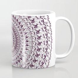 Mono Mandala Coffee Mug