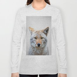 Coyote - Colorful Long Sleeve T-shirt