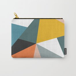 Modern Geometric 36 Carry-All Pouch