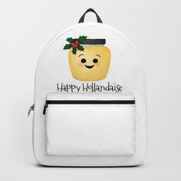 Happy Hollandaise Backpack