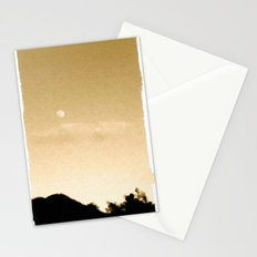 Gold 4 Stationery Cards