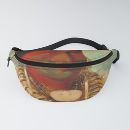 The White Cloud, Head Chief of the Iowas, Catlin Fanny Pack