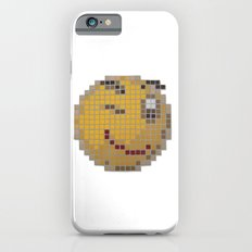 Emoticon Wink iPhone 6s Slim Case