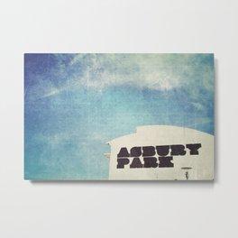 Love, Asbury Metal Print