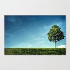 Rhythm of Living Canvas Print