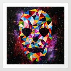 Head Space Art Print