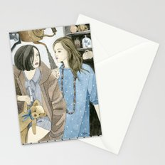 Just Between Us Girls Stationery Cards