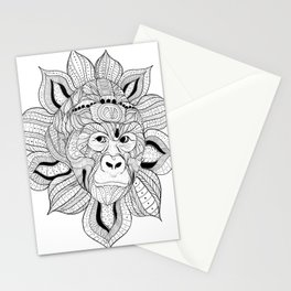 Harambe Stationery Cards
