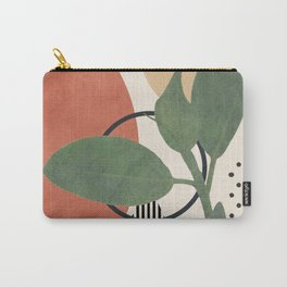 Nature Geometry III Carry-All Pouch