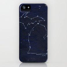 Mitten State Constellation iPhone (5, 5s) Slim Case