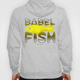 Babel fish Hoody