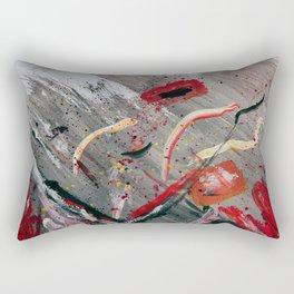 100 Prozent Kunst 4 Rectangular Pillow