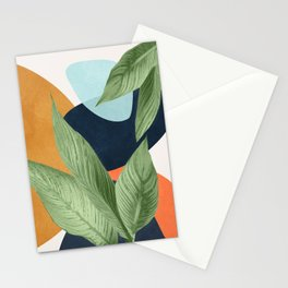 Nature Geometry VIII Stationery Cards