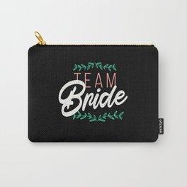Team Bride Hen Bachelorette Party Idea Carry-All Pouch
