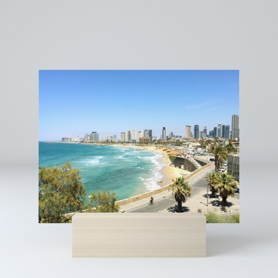 Tel Aviv from Jaffa Port, Israel by jeremiahchristopher