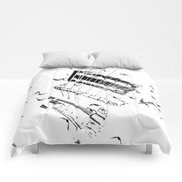6 STRING FLIGHT Comforters