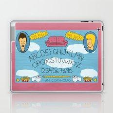 Beavis and Ouija Board Laptop & iPad Skin