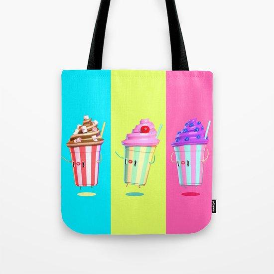 Milkshake Day Tote Bag