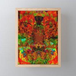 Cassiopeian Entity Framed Mini Art Print