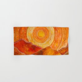 Sunset w.02 Hand & Bath Towel